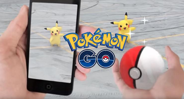 """Pokemon Go, """"Porno""""yu Tahtından İndirdi!"""