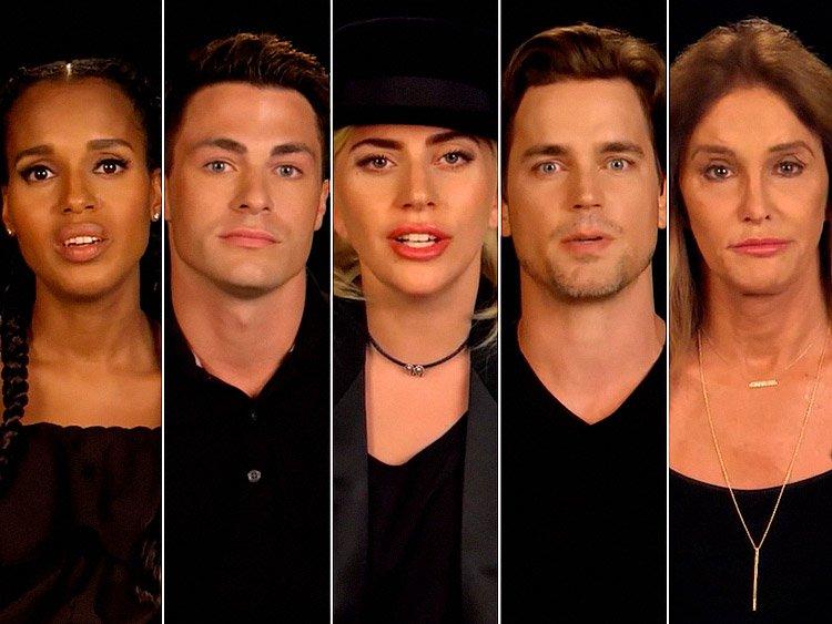 49 Ünlü Orlando Kurbanlarını Anmak İçin Bir Araya Geldi