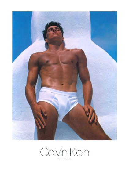 tom hintnaus of calvin klein 1982