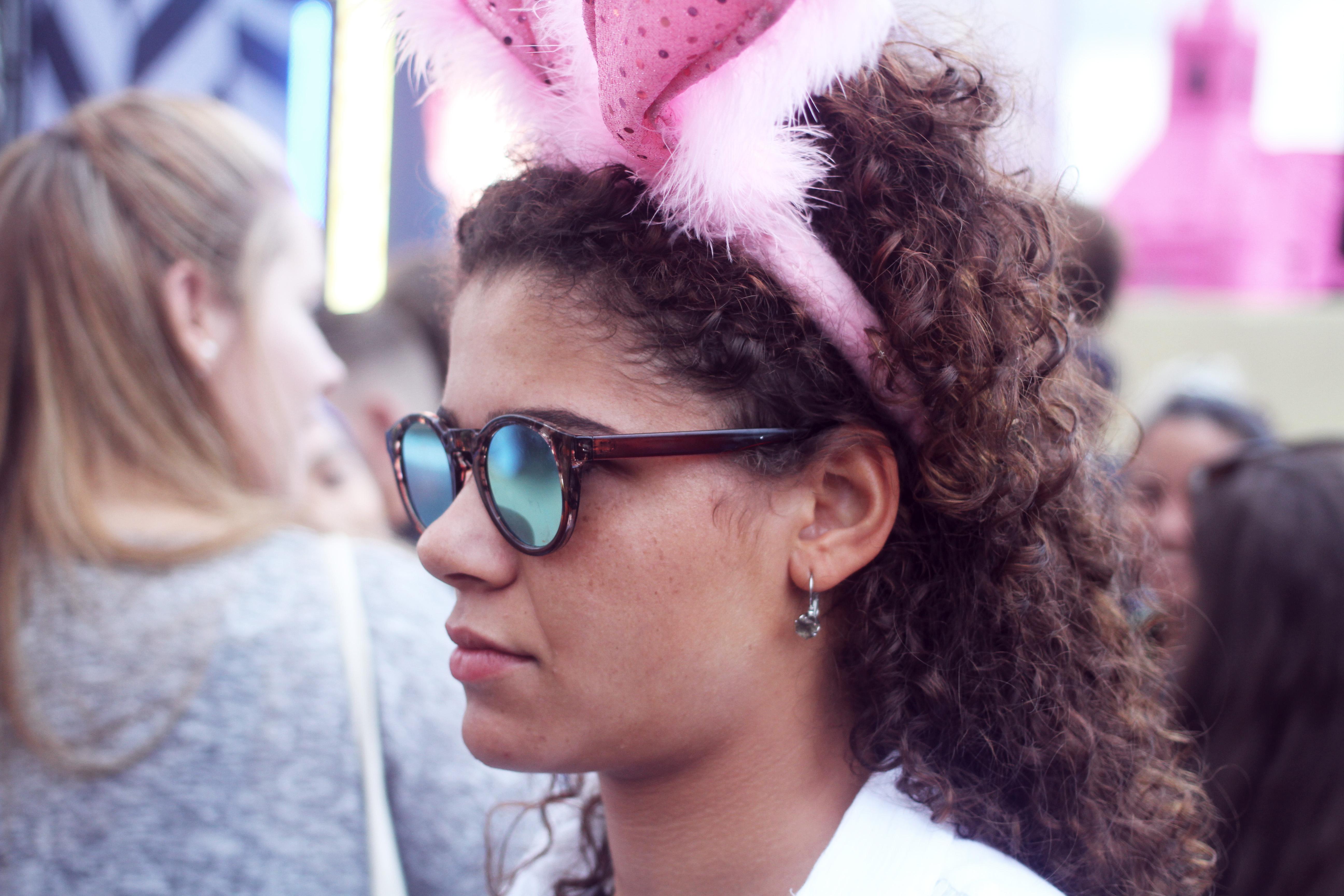 """Tavşan değilim ama olabilirim """"Rabbit with a style"""""""