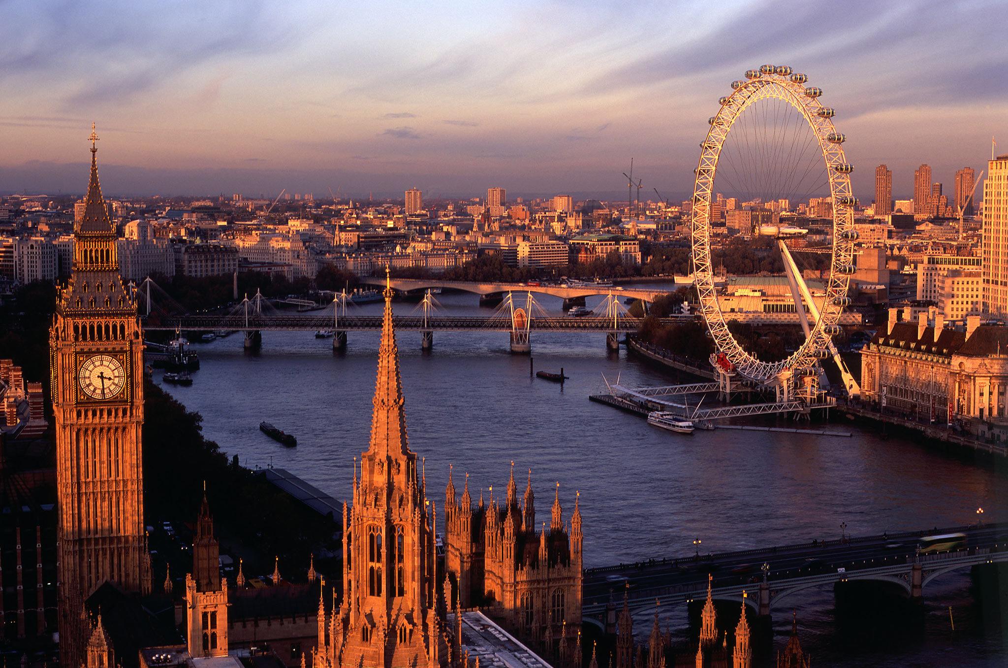 İngiltere, Londra