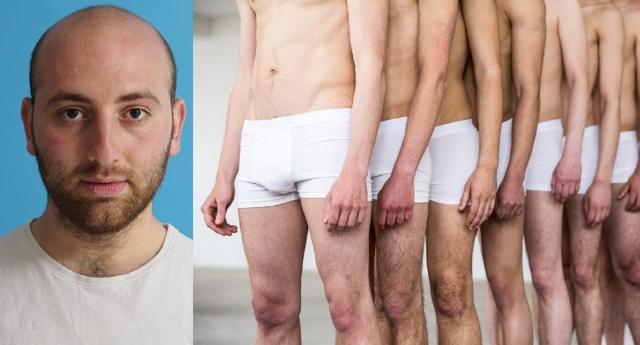 Rus Sanatçı Yılın Her Günü Farklı Bir Erkekle Yattı