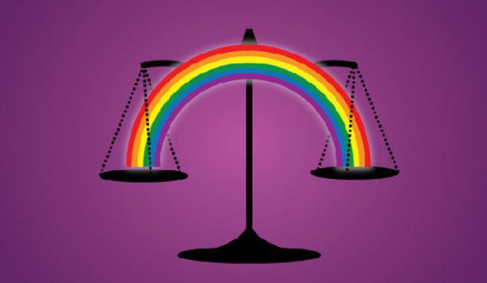 Mahkemeden Eşcinsel Çift İçin Emsal Karar Çıktı