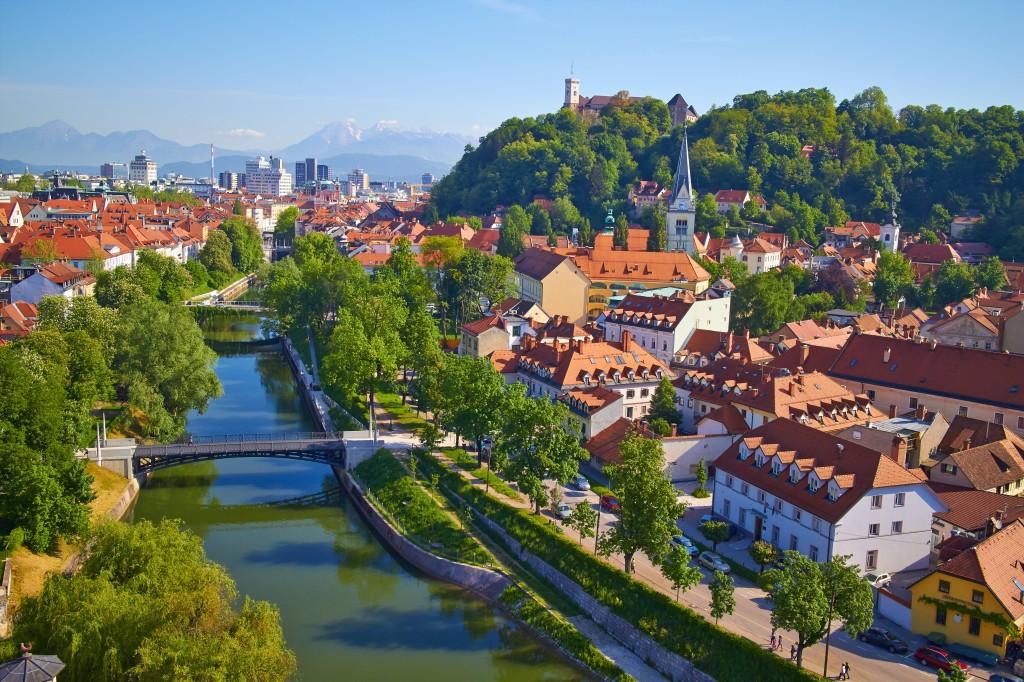 Slovenya, Ljubljana
