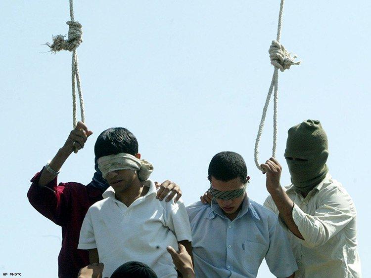 Süregelen Akımın Son Kurbanı: Bir İranlı Gay Daha İdam Edildi