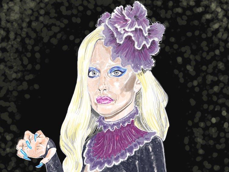 Lady Gaga A Star Is Born'un Bradley Cooper Versiyonunun Yıldızı Olacak