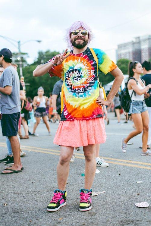 İlham Alınası 'Looklar': Lollapaloza'nın En Ateşli Kombinleri