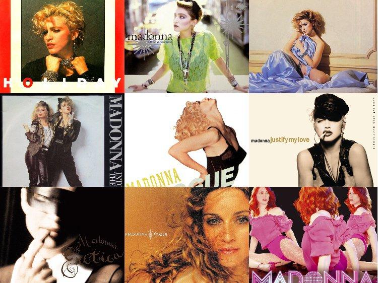 Madonna'nın Dünya Hakimiyetine Katkı Sağlayan 33 Şarkı