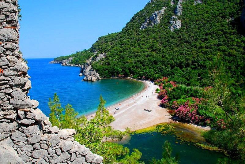 Olympos, Antalya