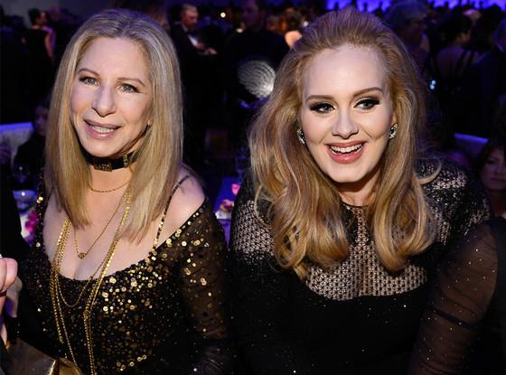 Adele Ve Barbra Streisand'in Düet Albümü Yolda Mı?