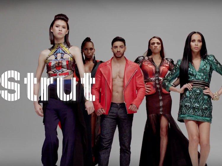 Whoopi Goldberg'in Yepyeni Trans Model Şovu: Strut