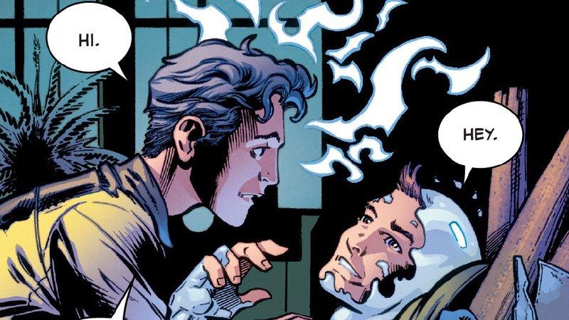 X-Men's Iceman Eşcinsel Romeo & Juliet Aşkı Barındırıyor