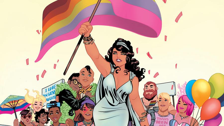 DC Comics Orlando Anısına Çizgi Roman Yayınlayacak