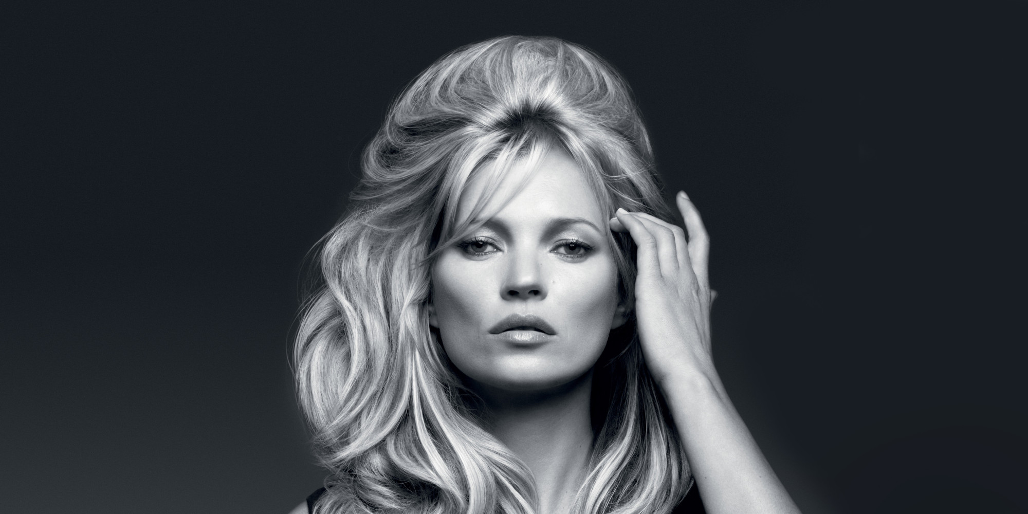 Ünlü Top Model Kate Moss Sevgilisini Tekme Tokat Dövdü!