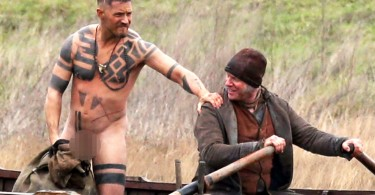 "Exclusive... 51965172 English actor Tom Hardy strips naked and jumps in a river while filming ""Taboo"" in Essex, England on February 01, 2016. ***NO WEB USE W/O PRIOR AGREEMENT - CALL FOR PRICING***  ***No Web / Online / Digital Reproduction Until Tuesday 6am GMT ** English actor Tom Hardy strips naked and jumps in a river while filming ""Taboo"" in Essex, England on February 01, 2016. ***NO WEB USE W/O PRIOR AGREEMENT - CALL FOR PRICING***  ***No Web / Online / Digital Reproduction Until Tuesday 6am GMT ** FameFlynet, Inc - Beverly Hills, CA, USA - +1 (310) 505-9876 RESTRICTIONS APPLY: USA/CHINA ONLY"