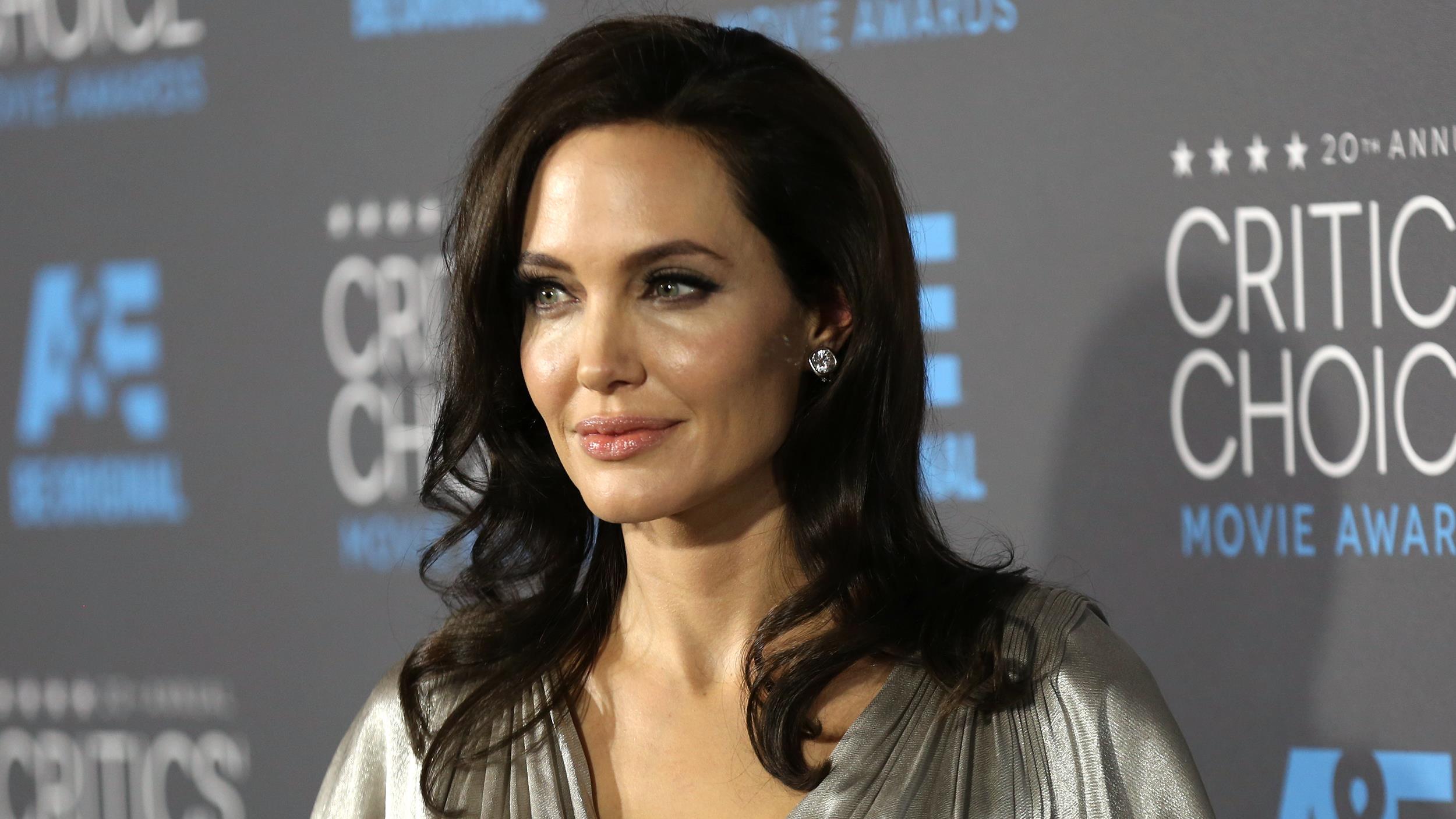 Angelina Jolie'ye Evlenme Teklifi! ' Brad'i Boşverin! Çocuklarınızı Alın Gelin, Sizi Kraliçeler Gibi Yaşatacağım..'
