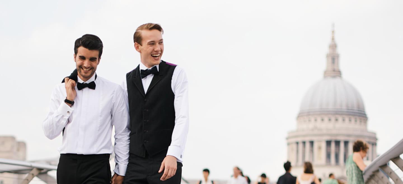 Dünyanın En Güzel Eşcinsel Düğün Fotoğrafları
