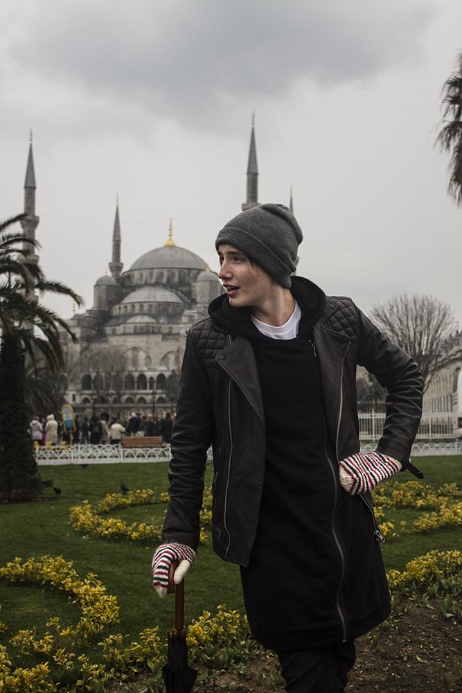 Isac İstanbul'da