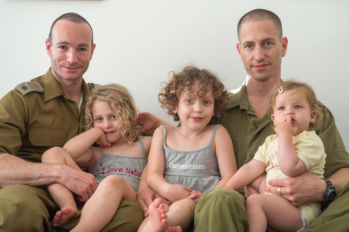 Askerdeki Eşcinsel Babalara Güzel Haber