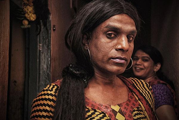 Transseksüel Mücadelenin Yüzleri 'Hijralar'