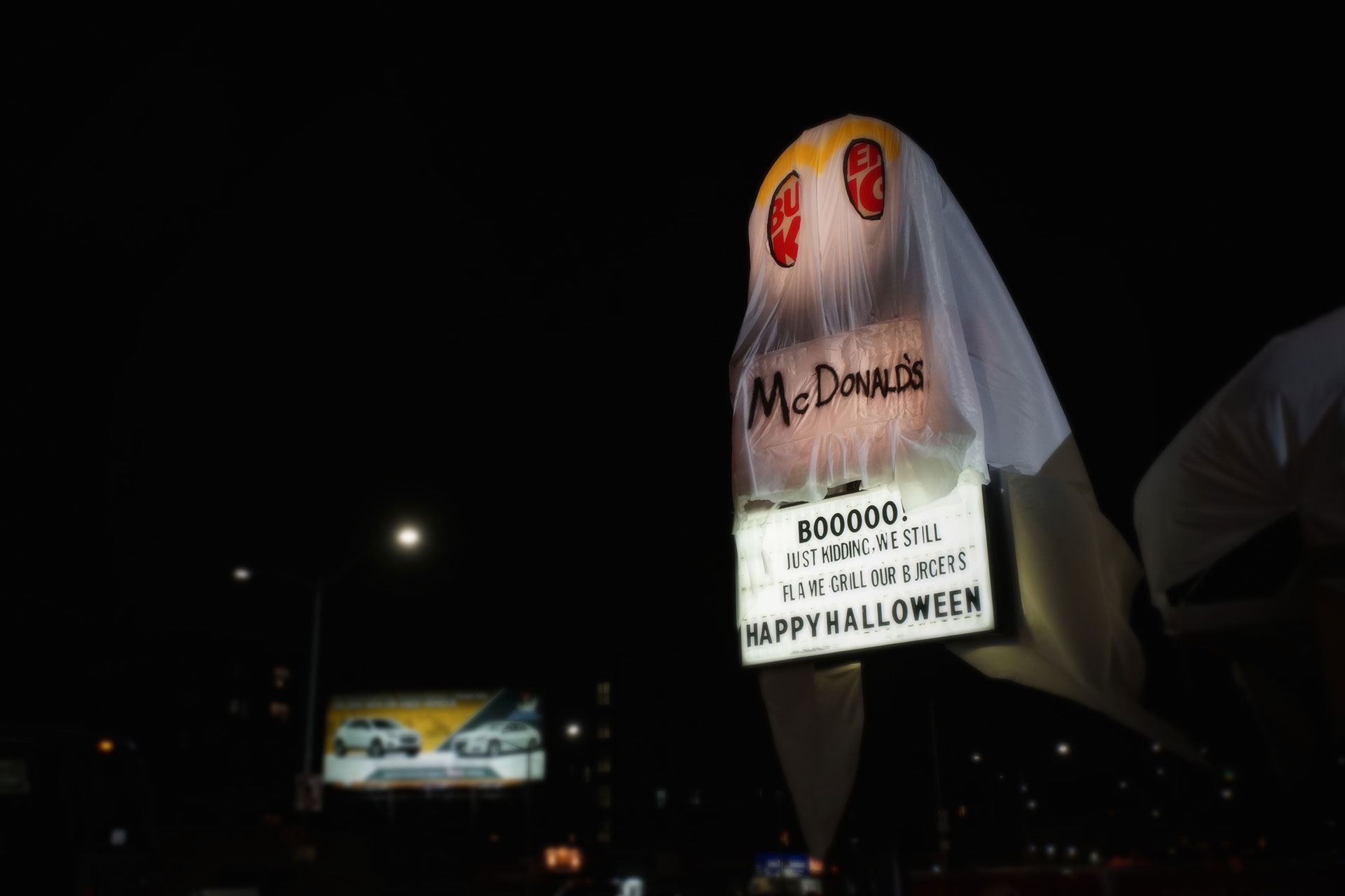 Burger King'den Mc Donalds'a 'BÖÖÖ..!