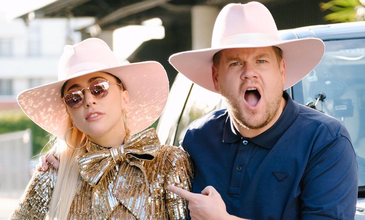 Lady Gaga ve James Corden Bir Araya Gelirse