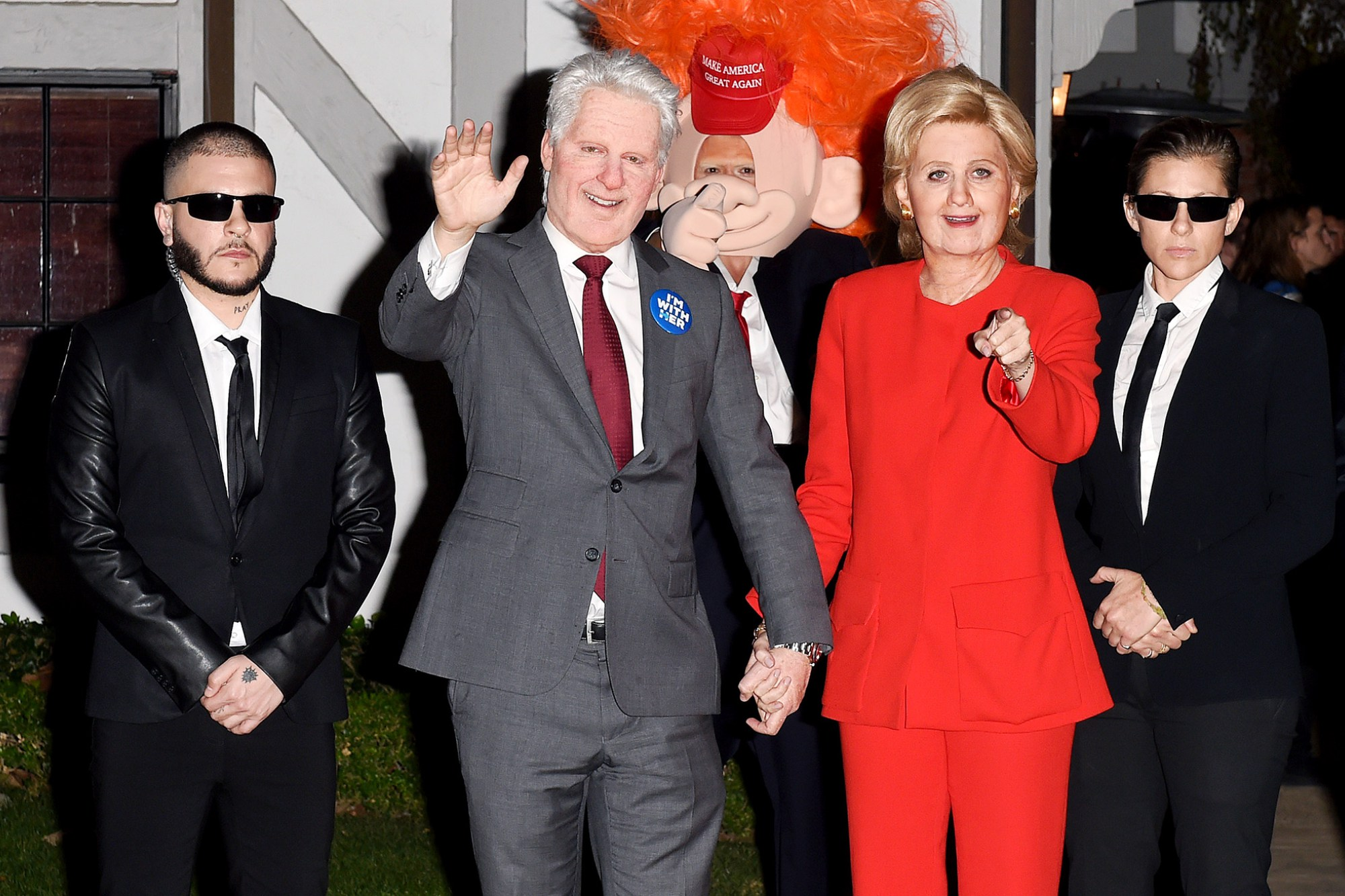 Katy Perry Hillary Clinton Olursa!