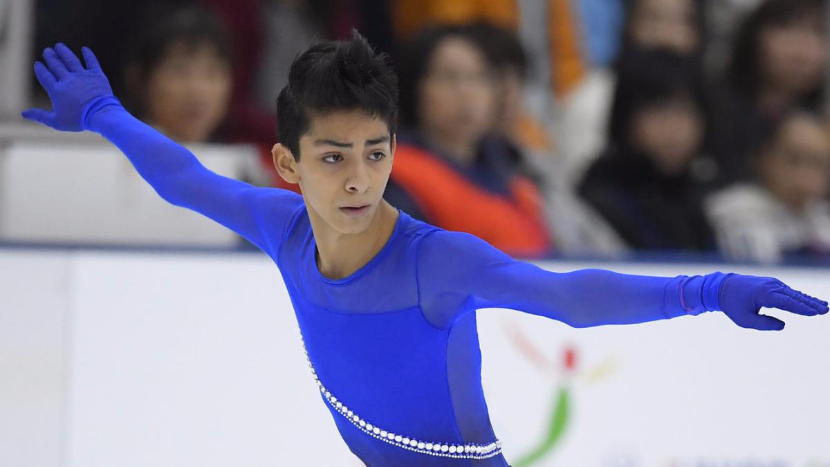 16 Yaşındaki Buz Patenci, Eşcinsel Karşıtı Yorumlara Böyle Cevap Verdi