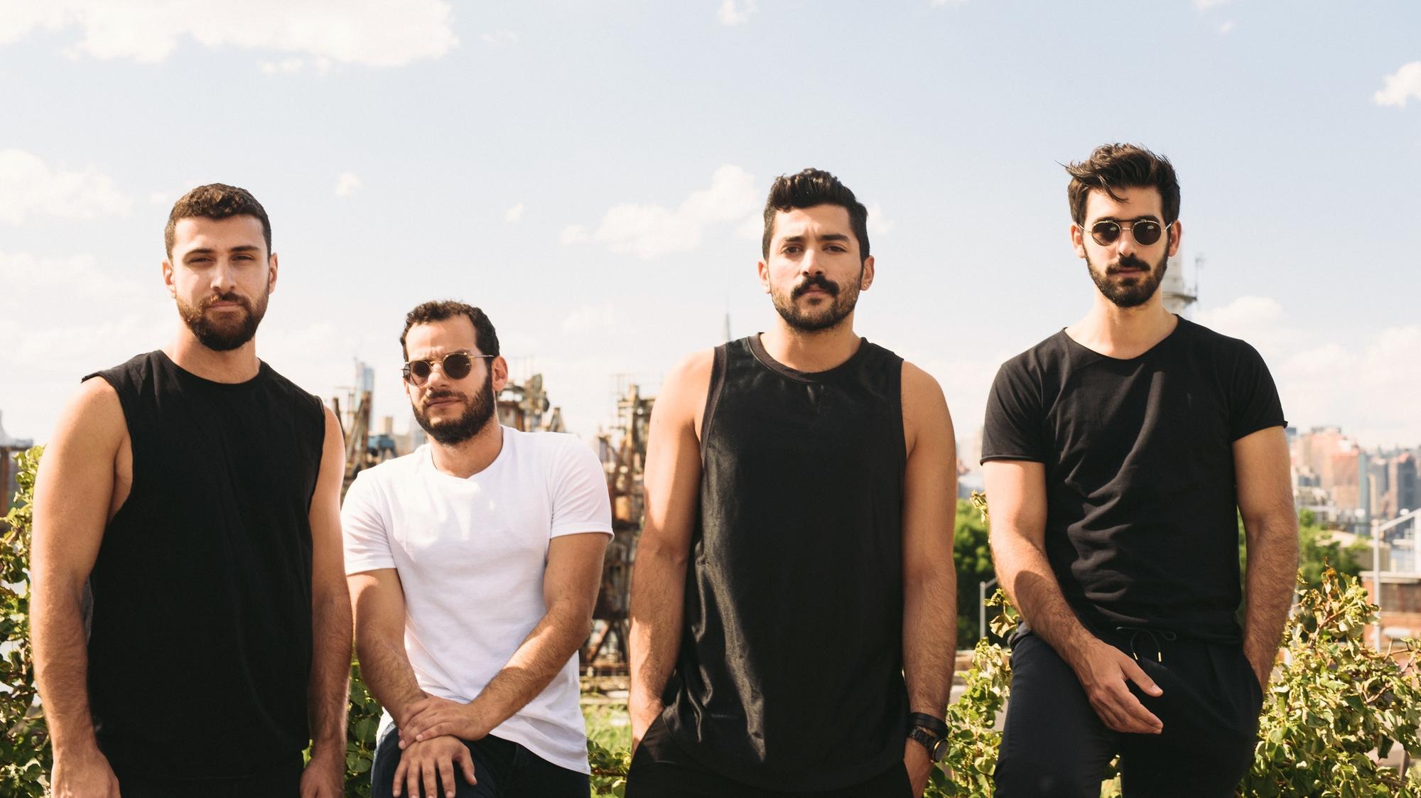 Beyrut'lu LGBT Dostu, Rock Grubu 'Mashrou Leila'