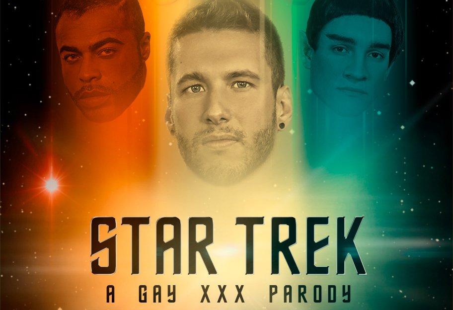 Star Trek Filminin Gay Porno Parodisi, 31 Ekim'de Yayınlanacak
