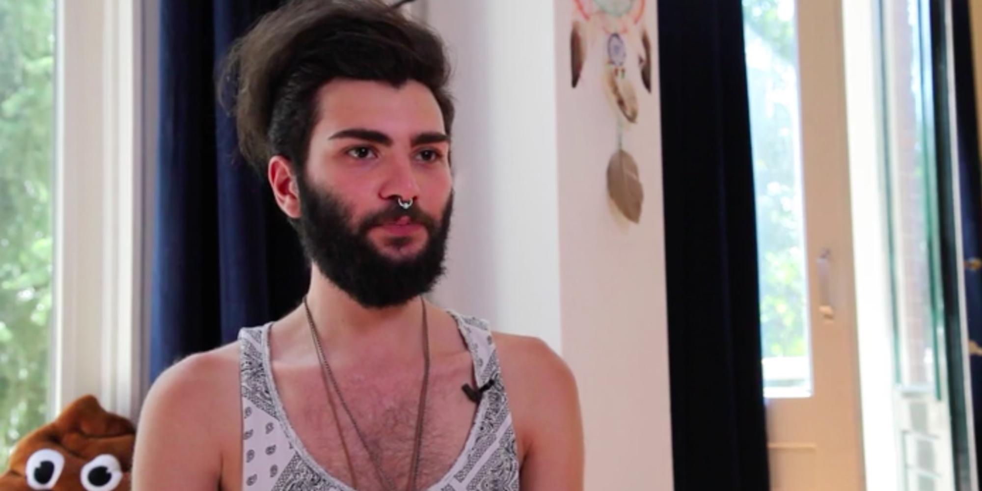 Suriyeli Eşcinsel Mülteci 'Biz Sadece Yaşamak İçin Çabalıyoruz..'