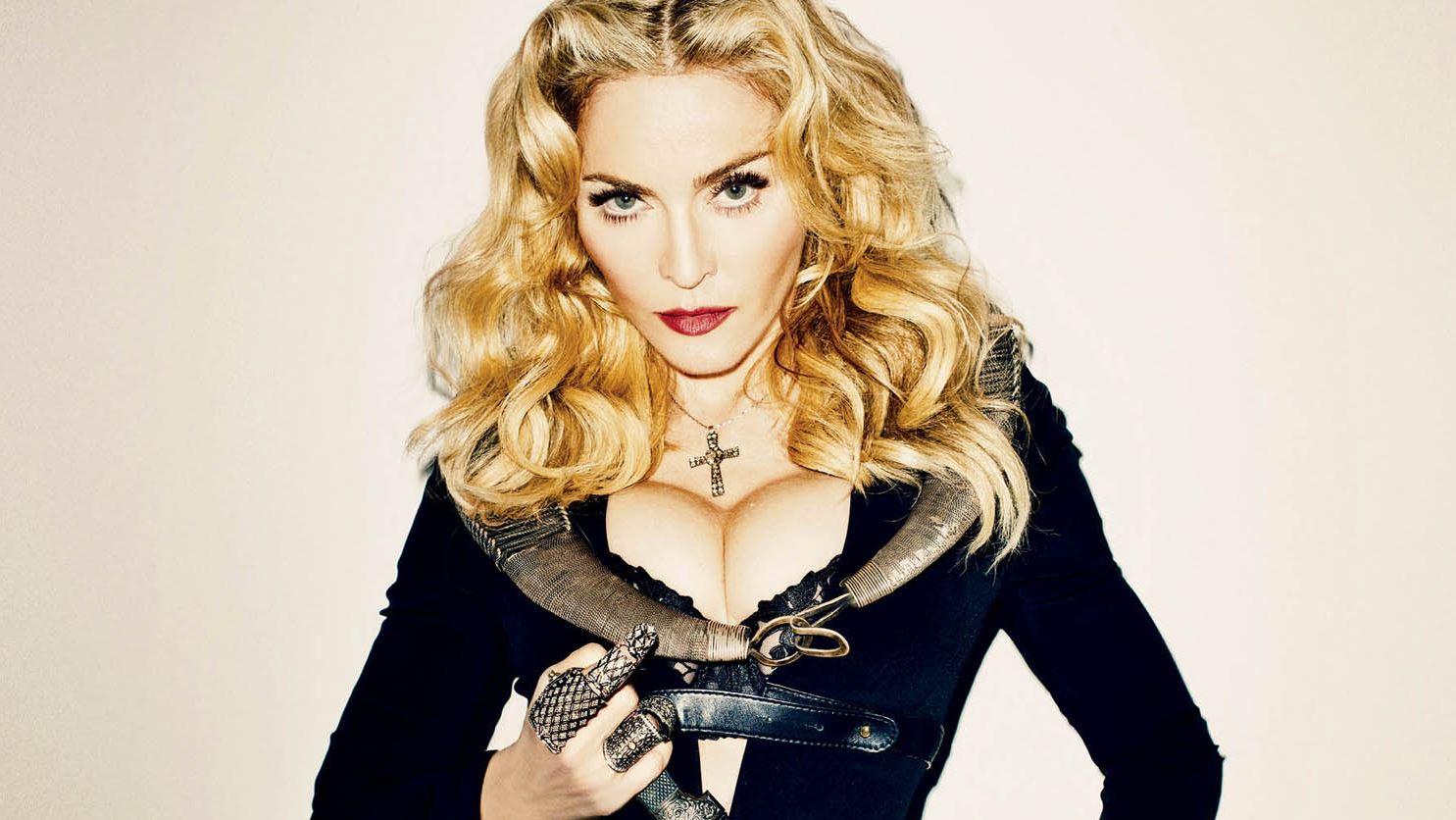 Madonna 'Eğer Trump Kazanırsa Hepimiz S.çarız!'