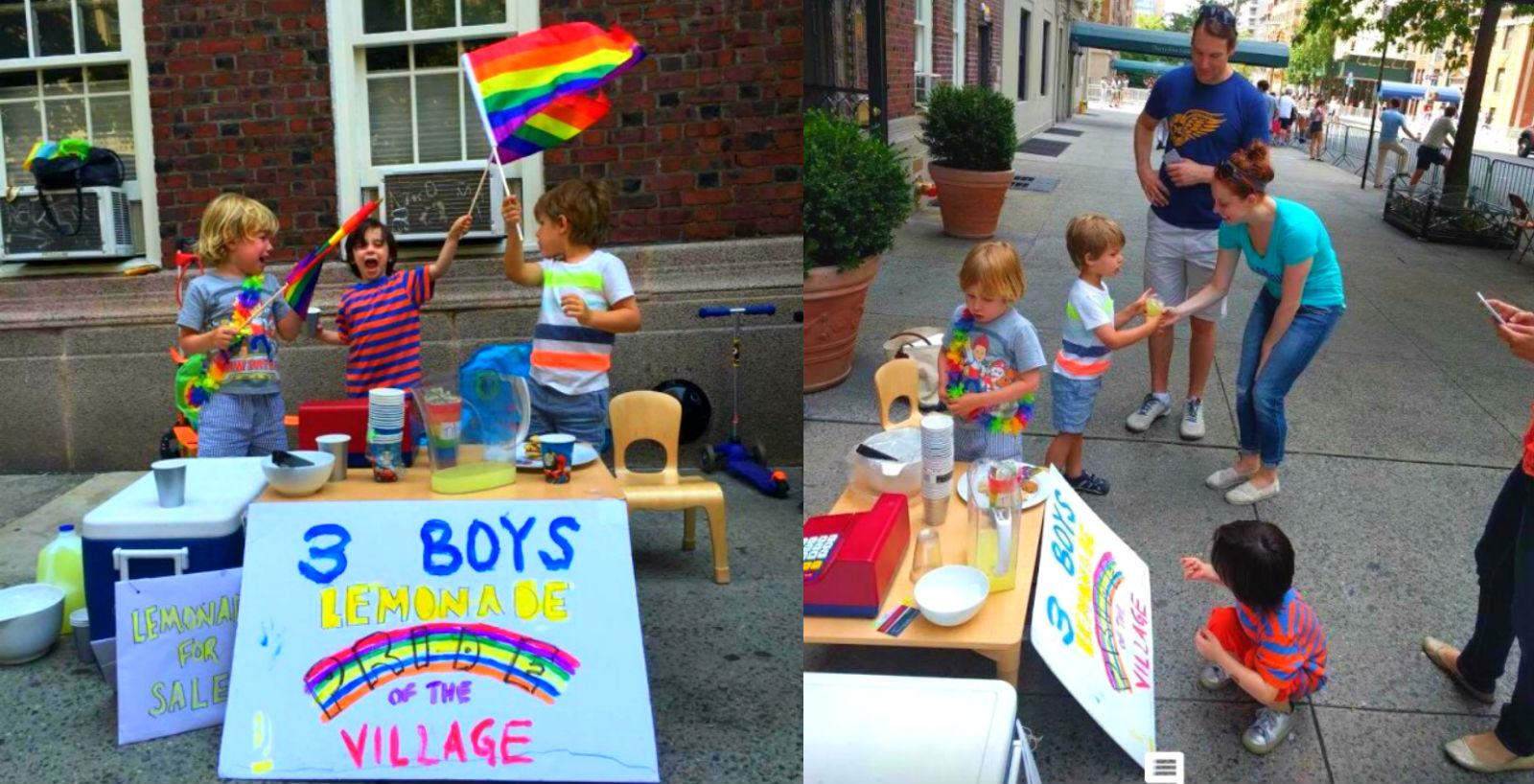 Homofobi ve Homofobik İnsanların Karşısına Dikilmiş '8' Harika Çocuk