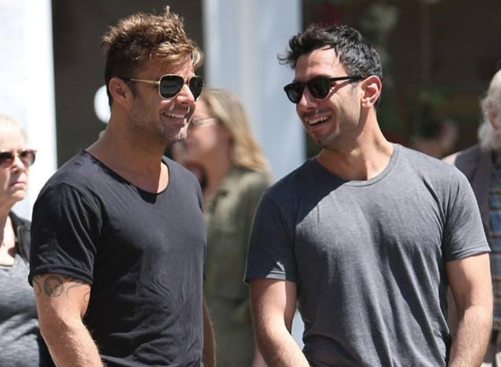 Ricky Martin Jwan Yosef ile Evleniyor