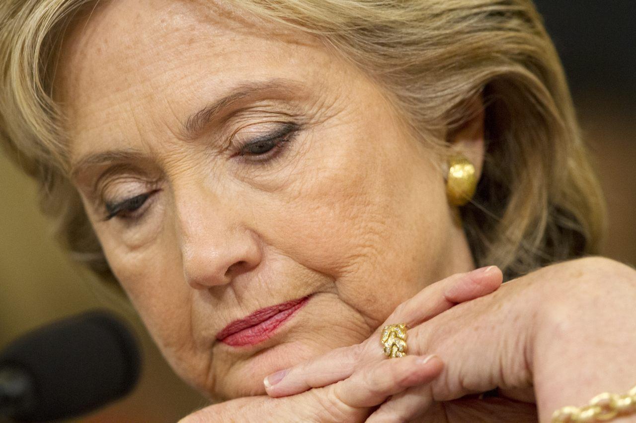 Hillary Clinton'dan İlk Açıklama 'Hayal Kırıklığına Uğradığınızı Biliyorum Ama..'