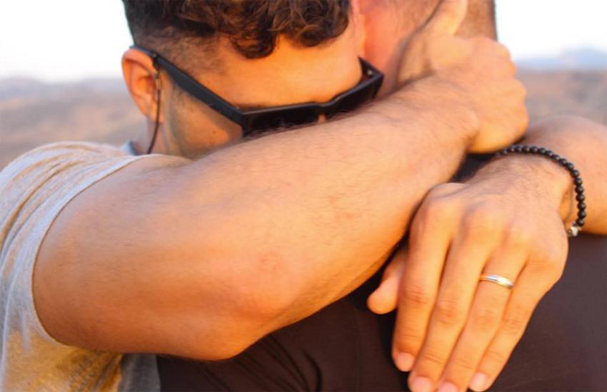'17' Müthiş Eşcinsel Evlilik Teklifi Fotoğrafı