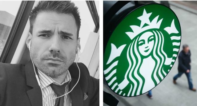 Starbucks Tuvaletinde Gizli Kamerayı Gören Müşteri Şok Oldu!