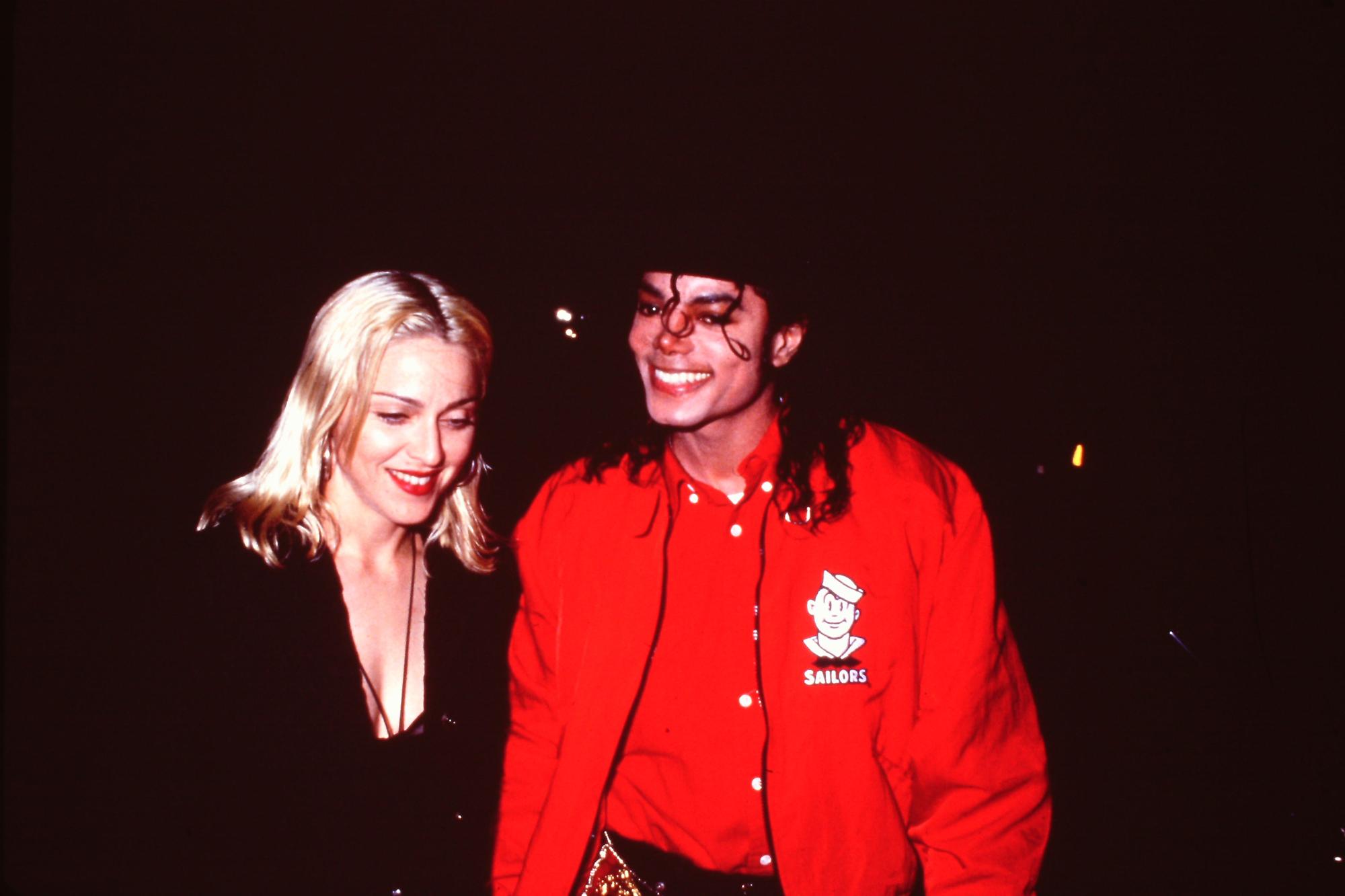 Madonna'dan Yıllar Sonra Gelen İtiraf 'Michael Jackson İle Öpüştüm..'
