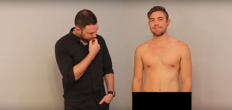 İzleyin: Düzcinsel Bir Erkek Başka Bir Erkeğin Penisine Dokunursa?!