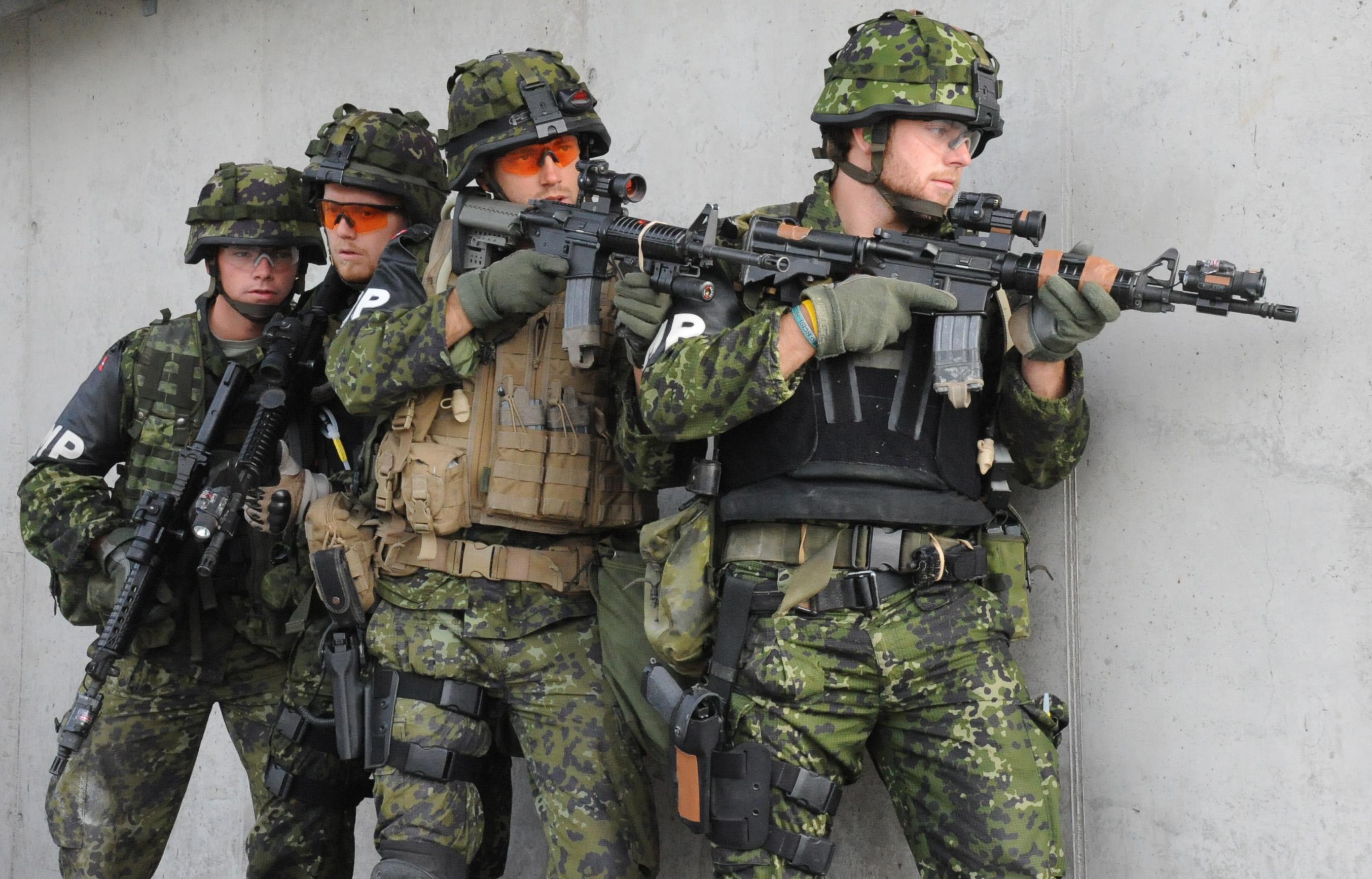 Denmark Police going through advanced