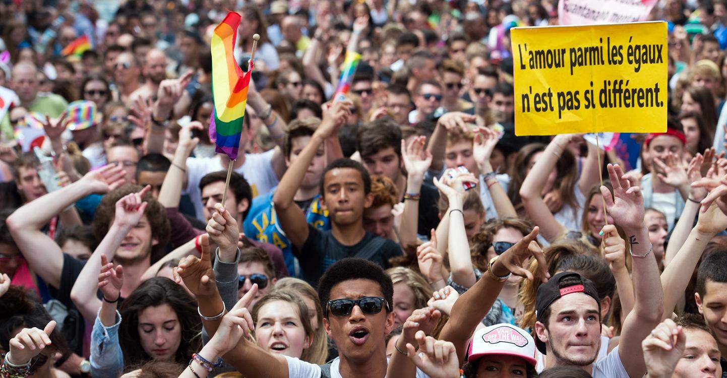 2016 Yılının En Büyük '10' Onur Yürüyüşü