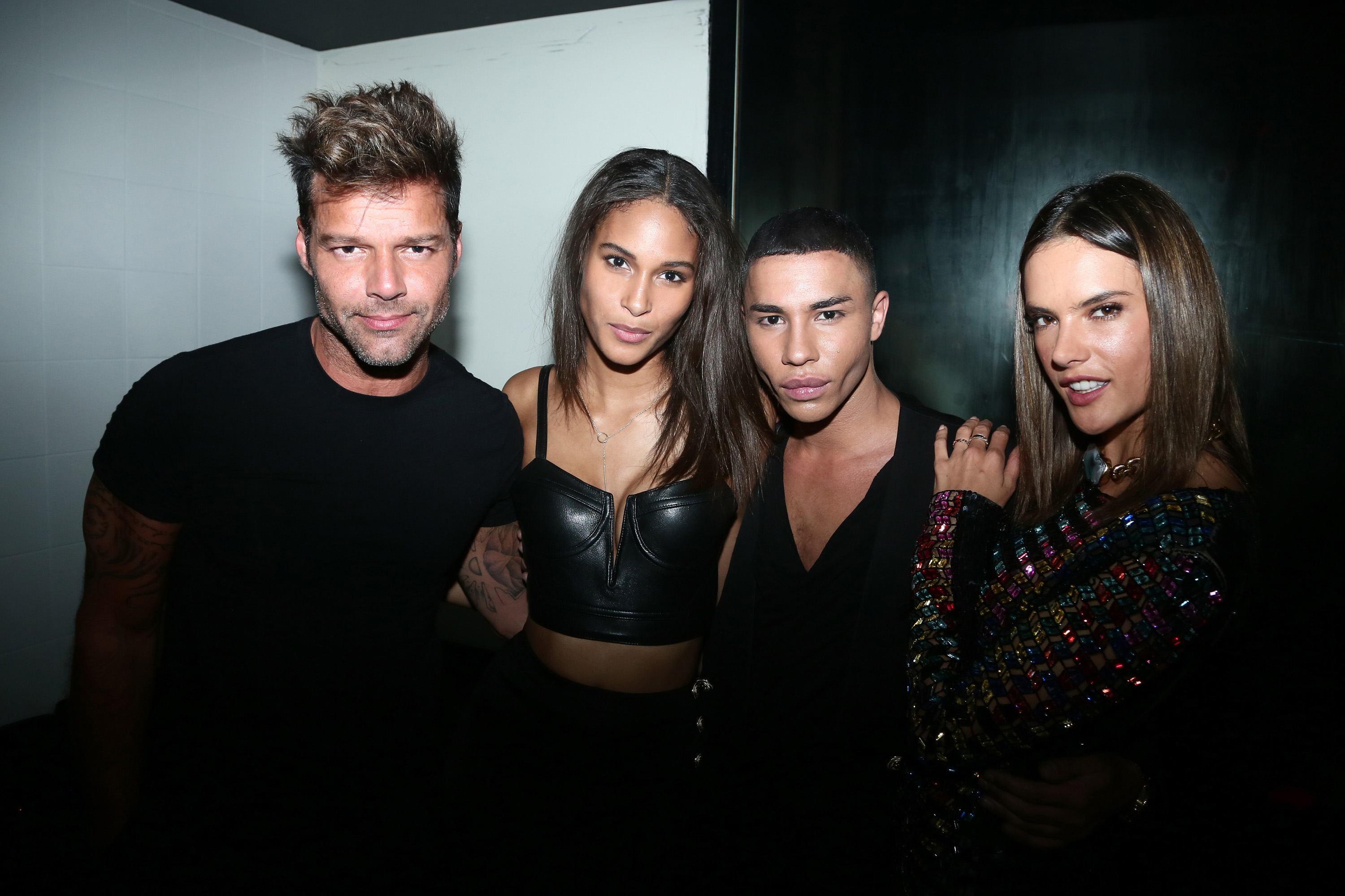 Balmain : After Party - Paris Fashion Week - Menswear Spring/Summer 2017