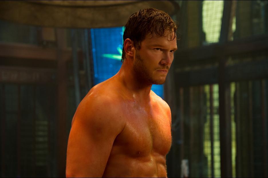 Chris Pratt 'Seks Yaptığım En Tuhaf Yer..'