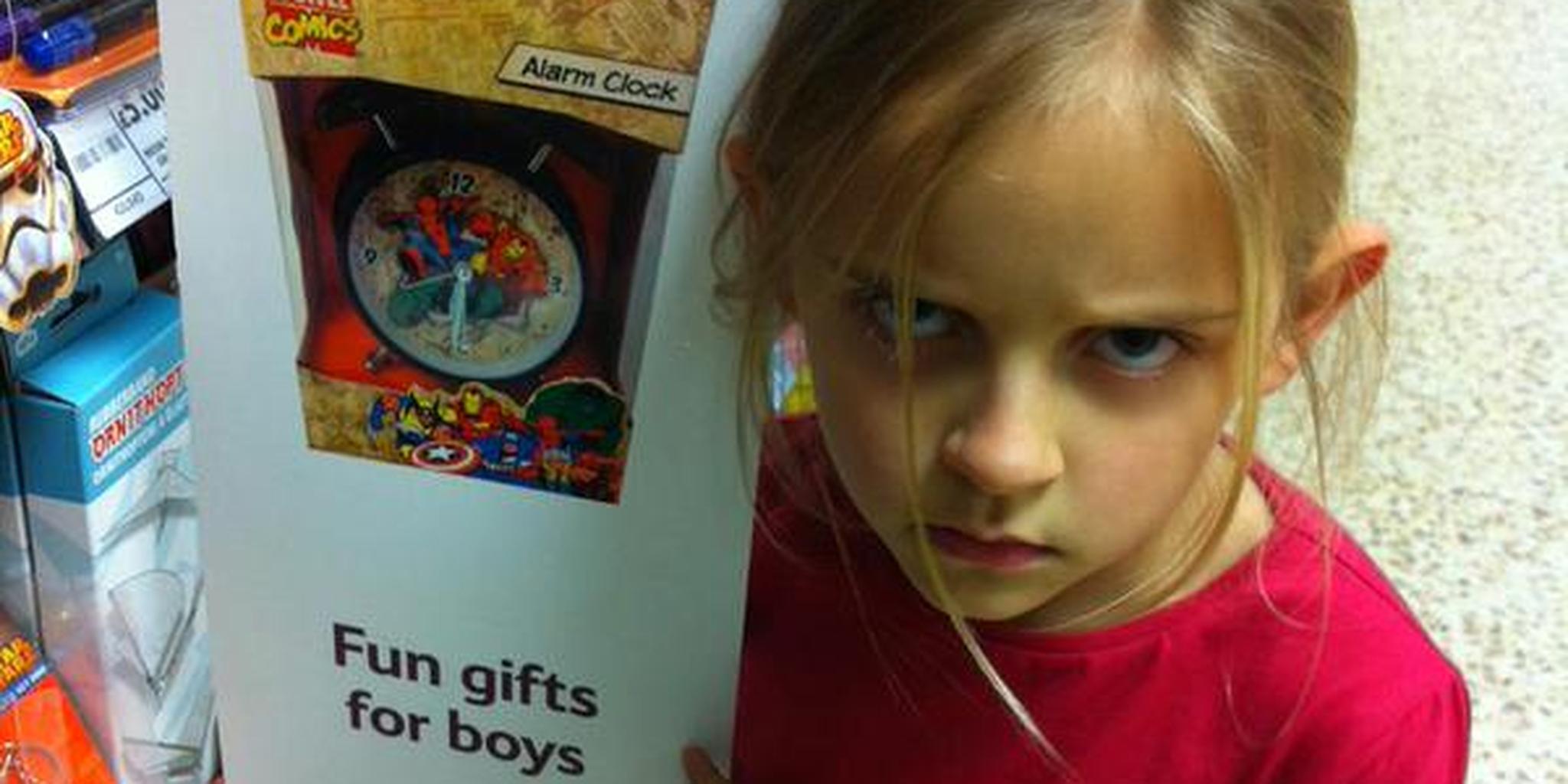 Cinsiyet Kalıpları Üzerine Dünyayı Eğiten '5' Güçlü Çocuk