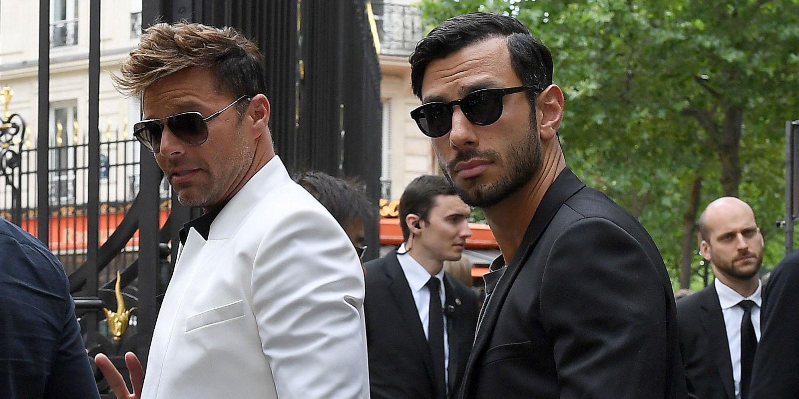 Ricky Martin'in Sevgili Karnesi
