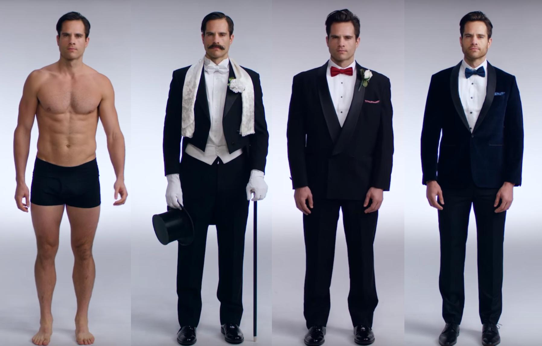 """Erkeklerin 100 yıllık """"Yılbaşı Gecesi"""" Modasından Stil Tüyoları"""
