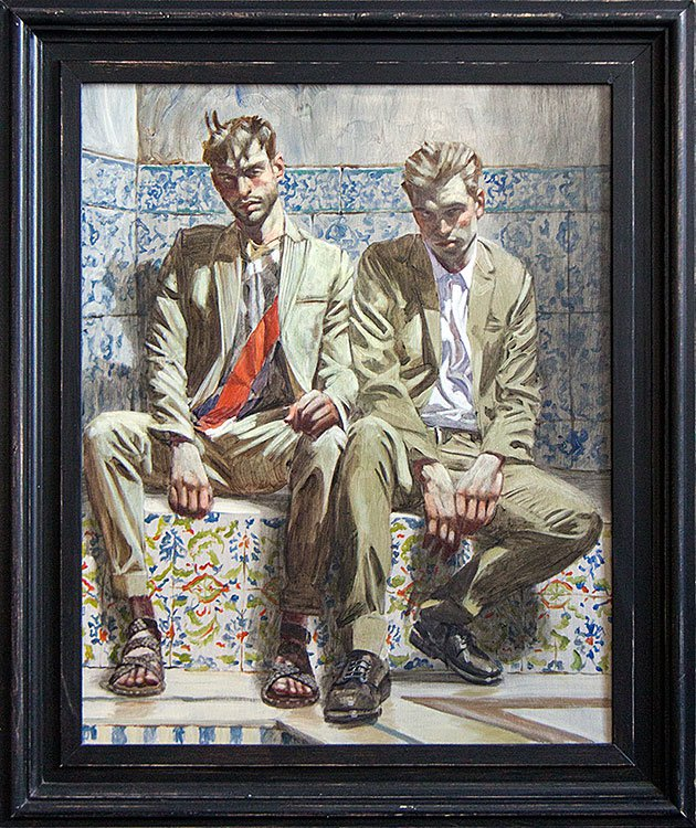 sargeant_two-men-on-painted-tiles-980