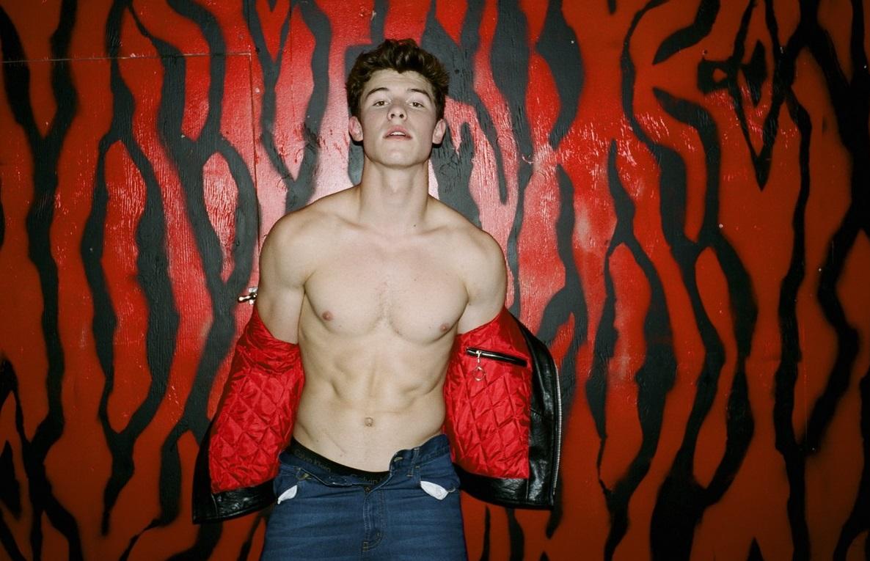 Shawn Mendes 'Sanıyorum Biraz Daha Fazla Soyunmak İstiyorum'