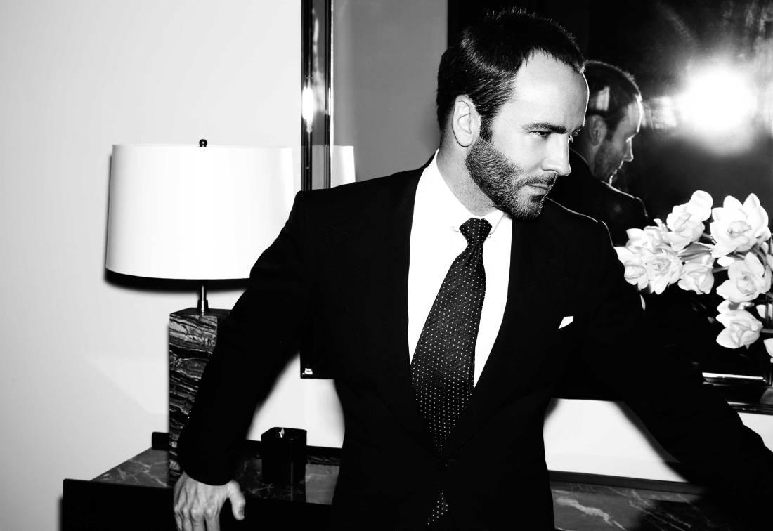 Tom Ford 'Bence Bütün Erkekler Bir Kez de Olsa Pasif Olmalı'