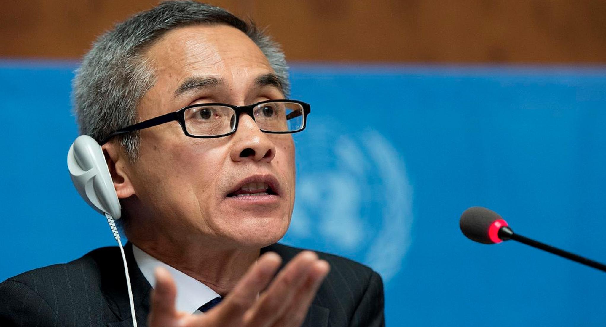 BM'nin LGBT Hakları Uzmanını Kaldırmaya Teşebbüsü Yenilgiye Uğradı!